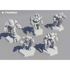 BattleTech: Clan Striker Star - Miniature Force Pack (PREORDER)