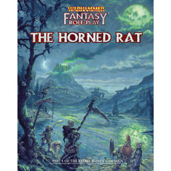 Warhammer Fantasy RPG: The Horned Rat - The Enemy Within Campaign Vol. 4 (Director's Cut) (PREORDER)