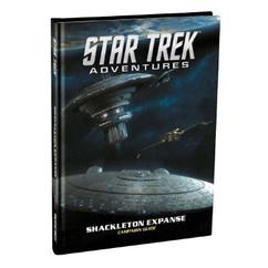 Star Trek Adventures RPG: Shackleton Expanse Campaign Guide (PREORDER)