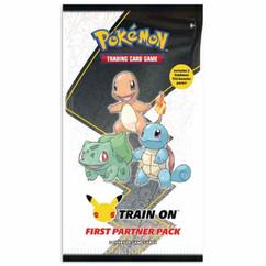 Pokemon: First Partner Pack - Kanto