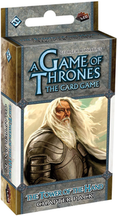 A Game of Thrones LCG: The Tower of The Hand Chapter Pack (Clearance)