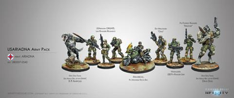 Infinity: Ariadna USAriadna Army Pack
