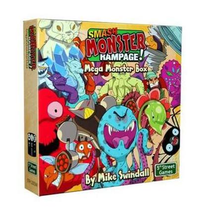 Smash Monster Rampage! Mega Monster Box (Clearance)