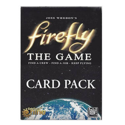 Firefly: The Game - Firefly Promo Card Pack