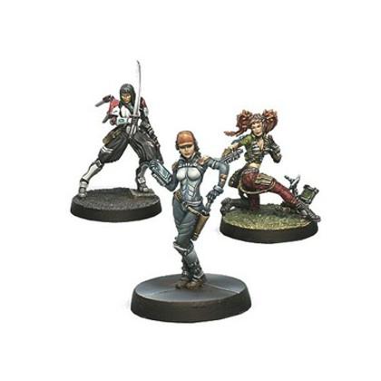 Infinity: Dire Foes Mission Pack 3: Dark Mist