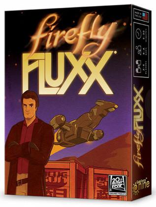 Firefly Fluxx w/Promo