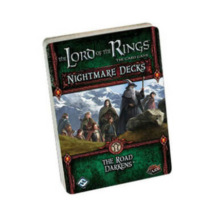 The Lord of the Rings LCG: The Road Darkens Nightmare Decks