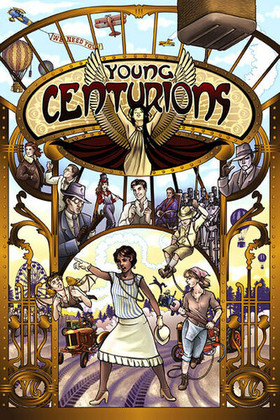 Young Centurions RPG (Clearance)