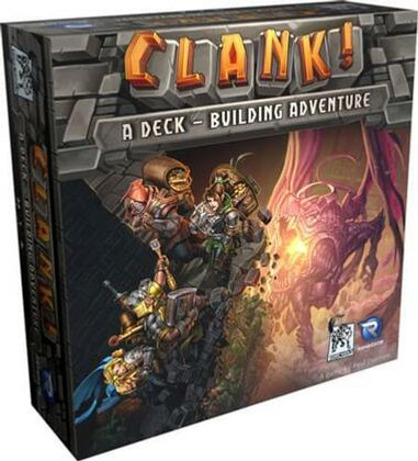 Clank! A Deck-Building Adventure