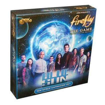 Firefly: The Game - Blue Sun  - Rim Space Expansion Set