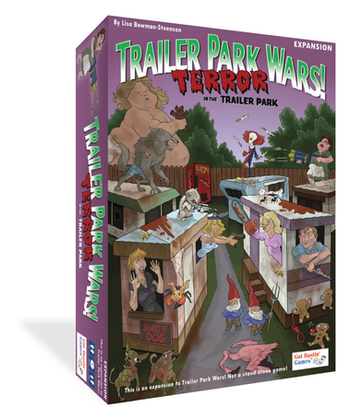 Trailer Park Wars!: Terror in the Trailer Park Expansion