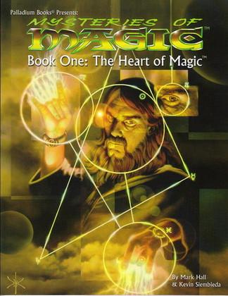 Palladium RPG: Mysteries of Magic - Book One: The Heart of Magic