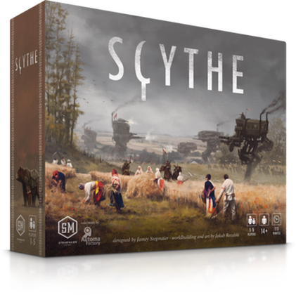 Scythe (Deal of the Day)