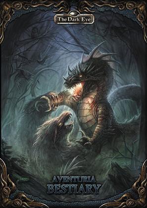 The Dark Eye RPG: Bestiary of Aventuria (Hardcover)