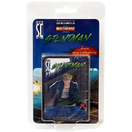 Sentinels of the Multiverse: Stuntman - Hero Mini Expansion