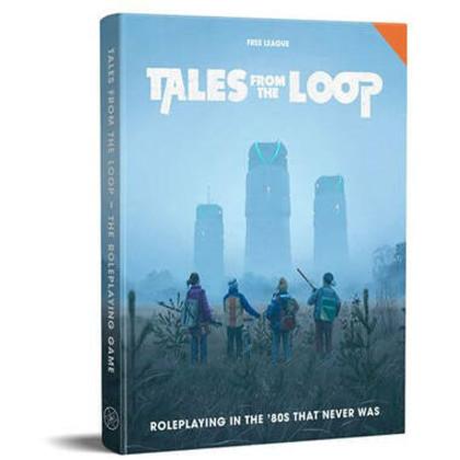 Tales From The Loop RPG (Hardcover)