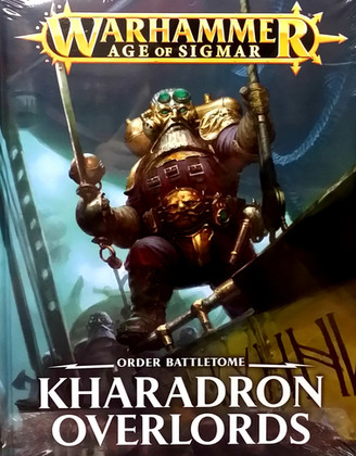 Warhammer Age of Sigmar: Battletome - Kharadron Overlords (Softcover)