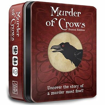 Murder of Crows (2nd Edition)
