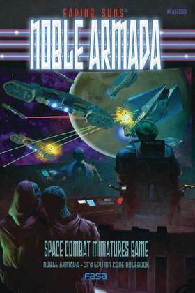 Fading Suns: Noble Armada 3rd Edition Core Rulebook