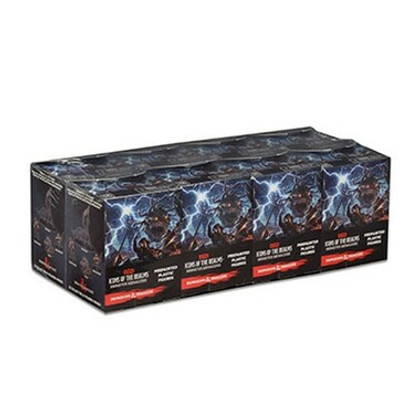 Dungeons & Dragons Miniatures: Icons of the Realms - Monster Menagerie  Booster Brick (8)