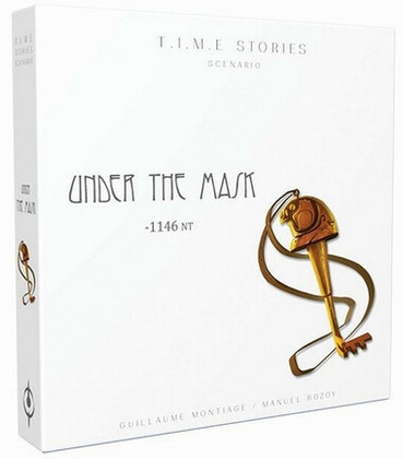 T.I.M.E. Stories: Under the Mask Expansion
