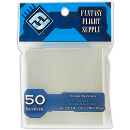 Square Board Game Sleeves (50)