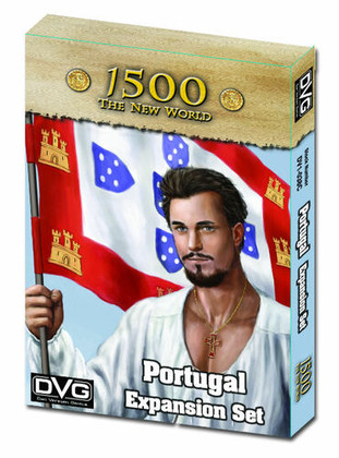1500 The New World: Portugal Expansion Set