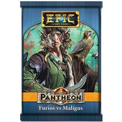 Epic Card Game: Pantheon Elder Gods - Furios vs Maligus