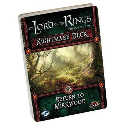 The Lord of the Rings LCG: Return to Mirkwood Nightmare Deck