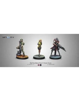 Infinity: Dire Foes Mission Pack 7 - Candy Cloud