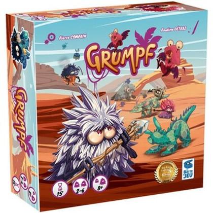 Grumpf (Clearance)