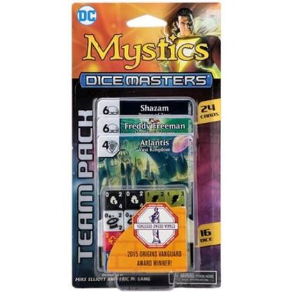 DC Dice Masters: Mystics Team Pack