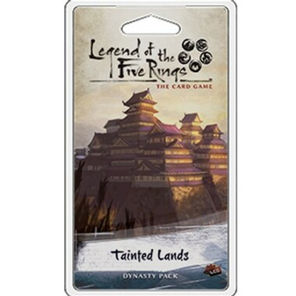 Legend of the Five Rings LCG: Tainted Lands Dynasty Pack