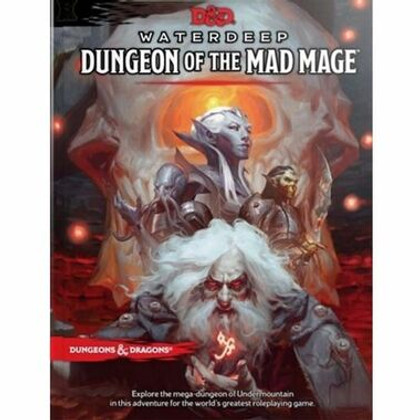 Dungeons & Dragons RPG: Waterdeep - Dungeon of the Mad Mage (Hardcover) (On Sale)