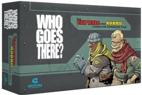 Who Goes There?: Van Wall & Norris Expansion Pack