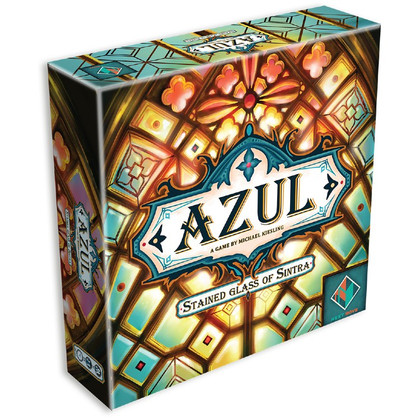 Azul: Stained Glass of Sintra (On Sale)