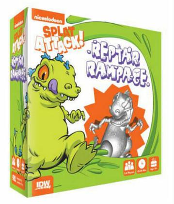 Splat Attack! Reptar Rampage Expansion