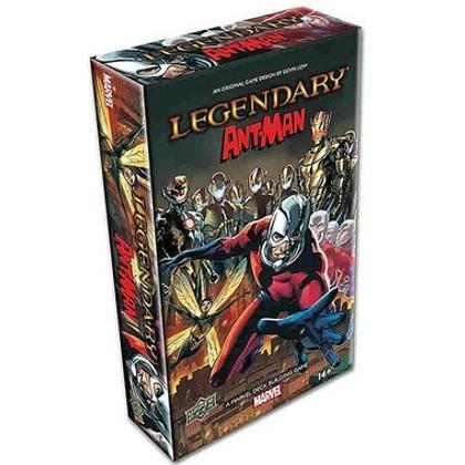 Legendary DBG: Marvel - Ant-Man
