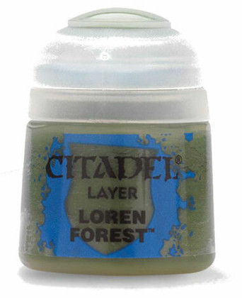 Citadel Layer Paint: Loren Forest (12ml)