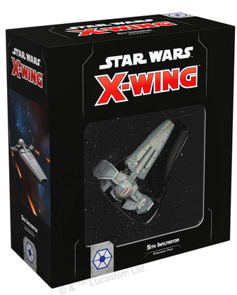 Star Wars X-Wing 2nd Edition: Sith Infiltrator Expansion Pack