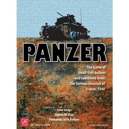 Panzer: Expansion 4 - The German Invasion of France, 1940