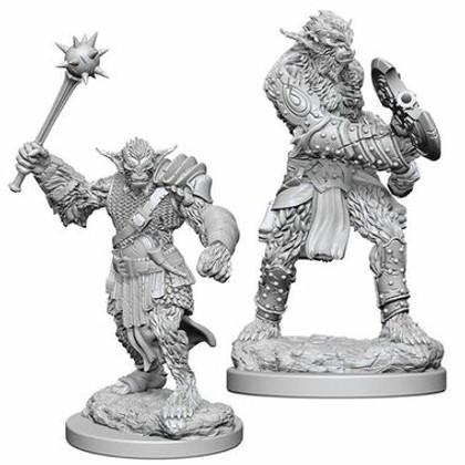 Dungeons & Dragons: Nolzur's Marvelous Unpainted Miniatures: Bugbears