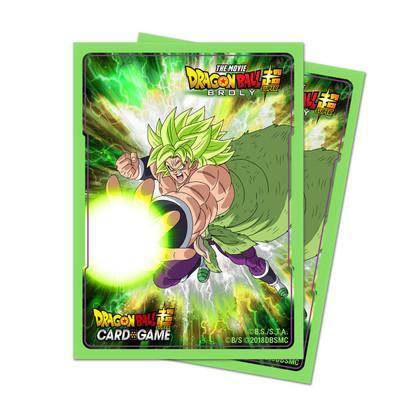 Dragon Ball Super TCG: Broly - Card Sleeves (65ct) (PREORDER)