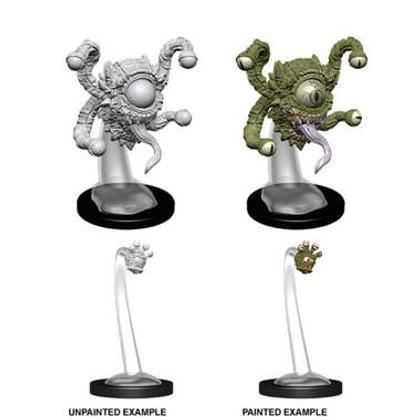 Dungeons & Dragons: Nolzur's Marvelous Unpainted Miniatures: Spectator & Gazer