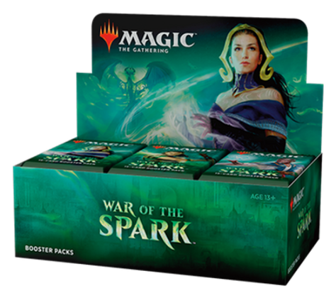Magic: The Gathering - War of the Spark Booster Box
