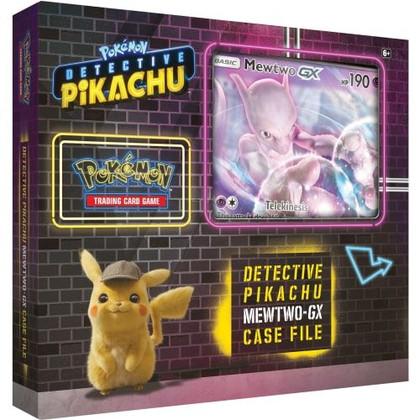 Pokemon: Detective Pikachu Mewtwo-GX Box