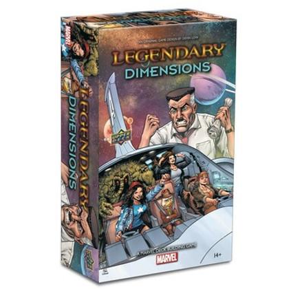 Legendary DBG: Marvel - Dimensions Expansion