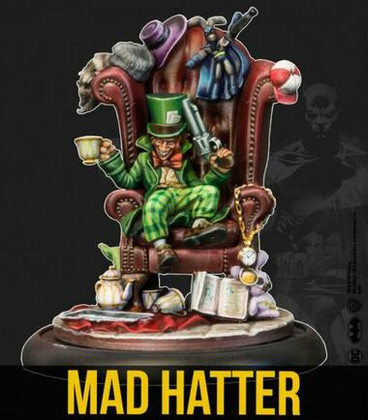 Batman Miniature Game: Mad Hatter