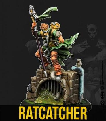 Batman Miniature Game: Ratcatcher