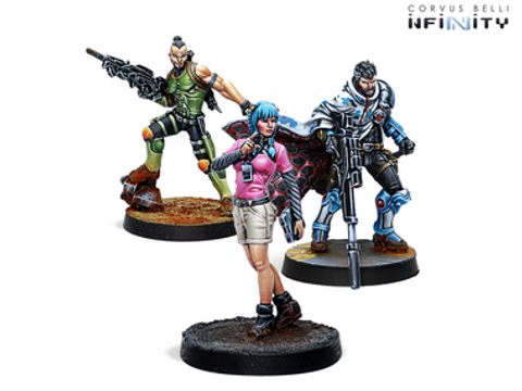 Infinity: Dire Foes Mission Pack 8 - Nocturne